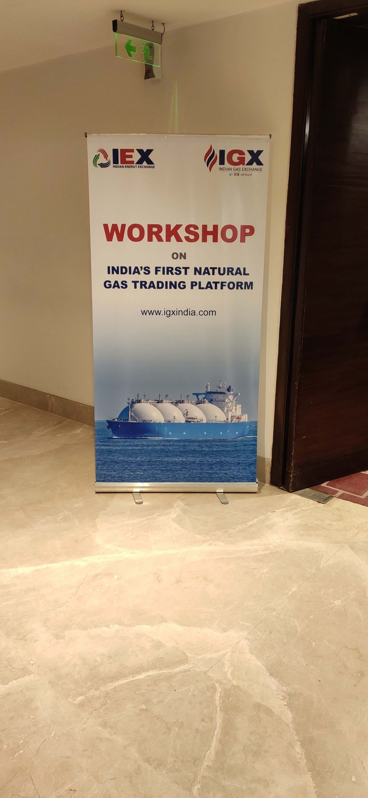 Workshop on India's first Natural Gas Trading Platform-Vadodara-image0