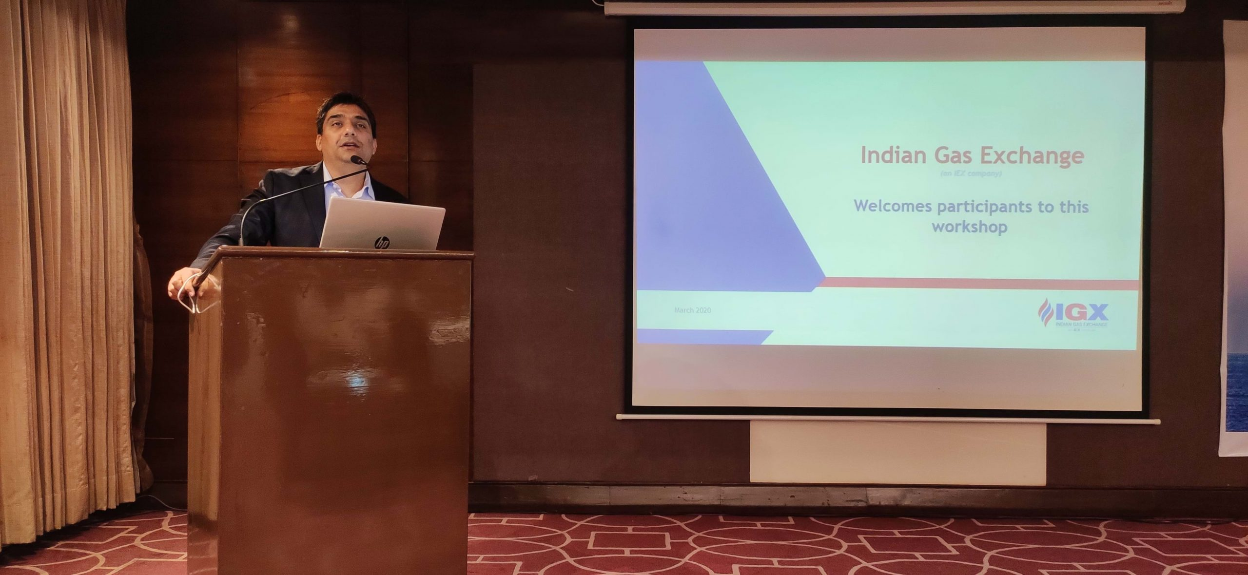 Workshop on India's first Natural Gas Trading Platform-Vadodara-image1