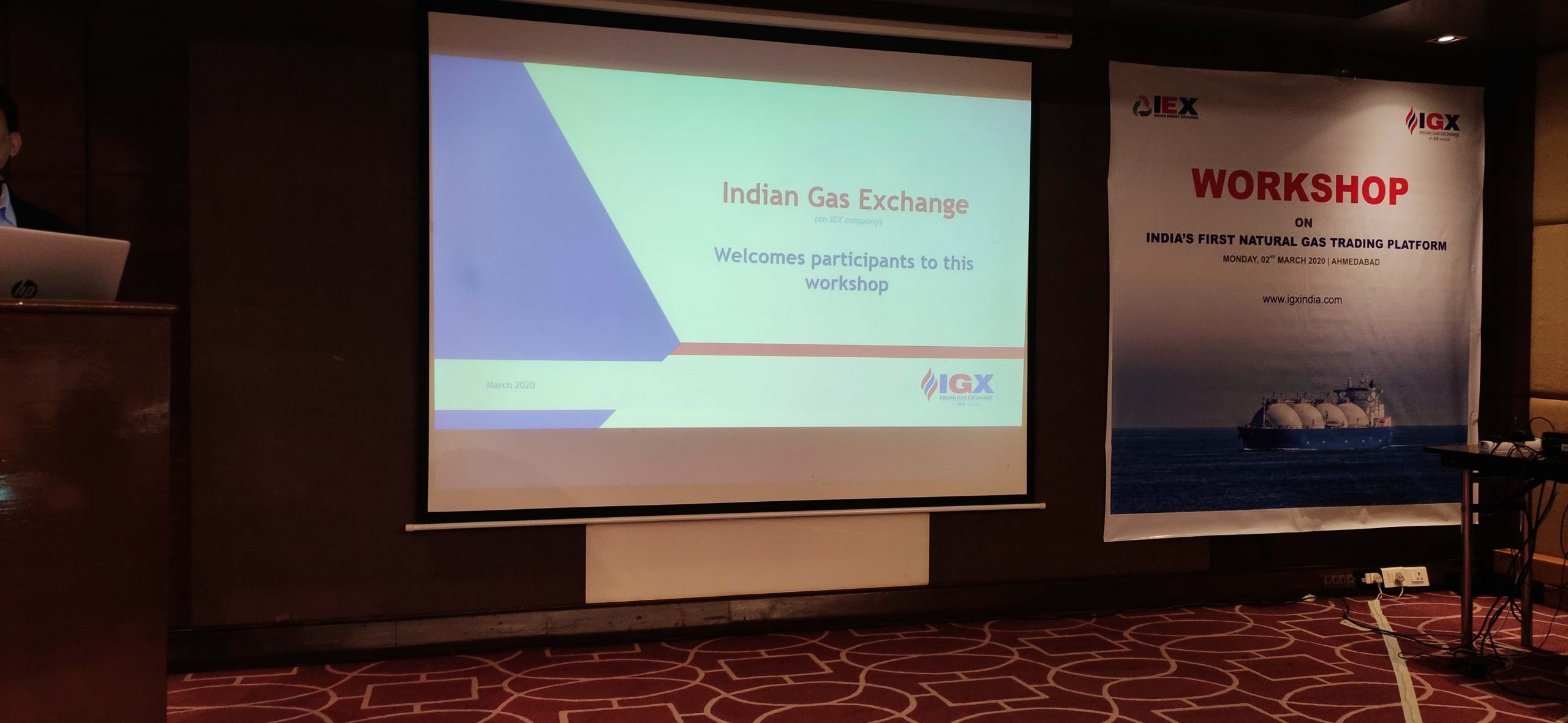 Workshop on India's first Natural Gas Trading Platform-Vadodara-image2