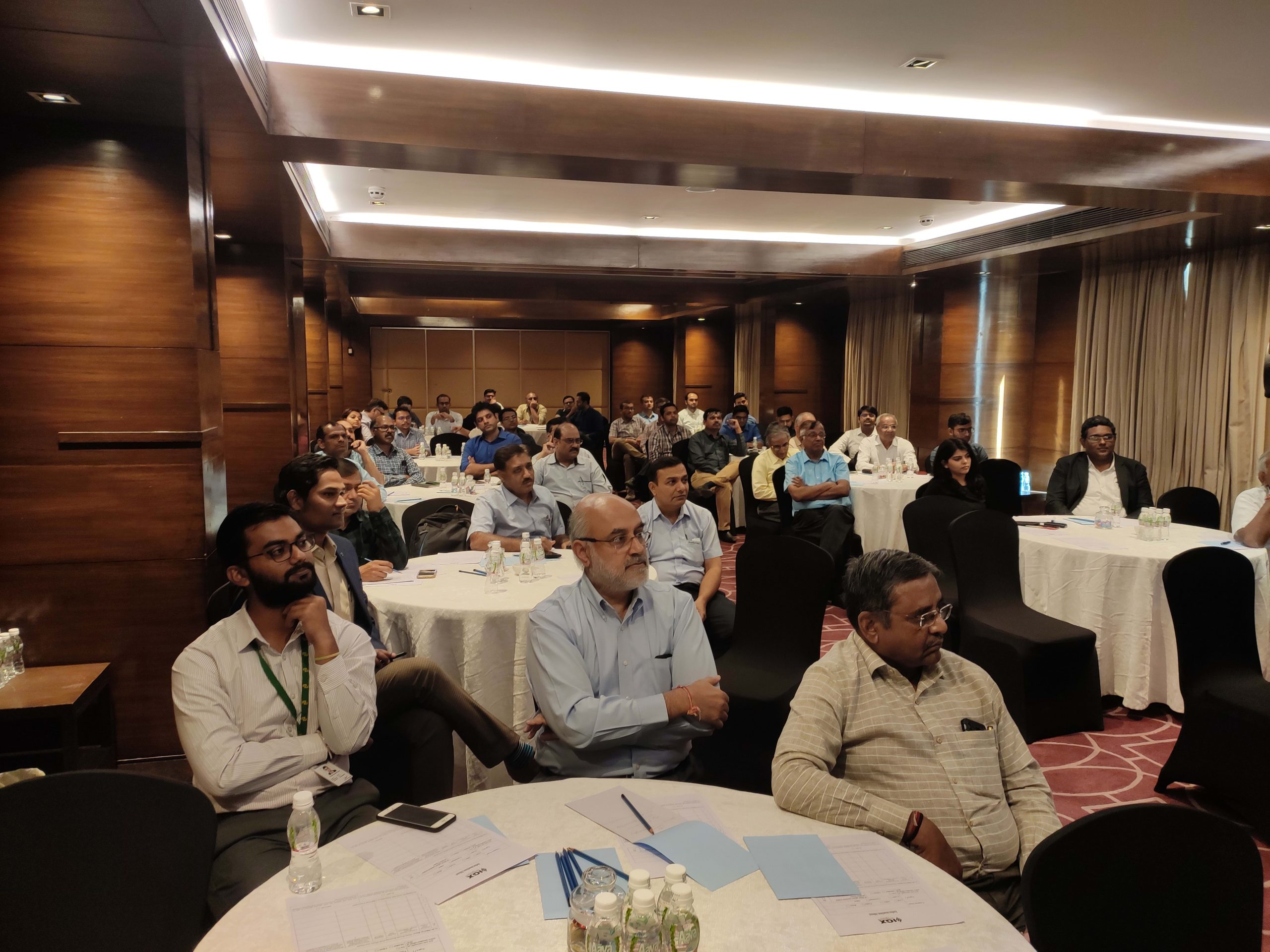 Workshop on India's first Natural Gas Trading Platform-Vadodara-image4