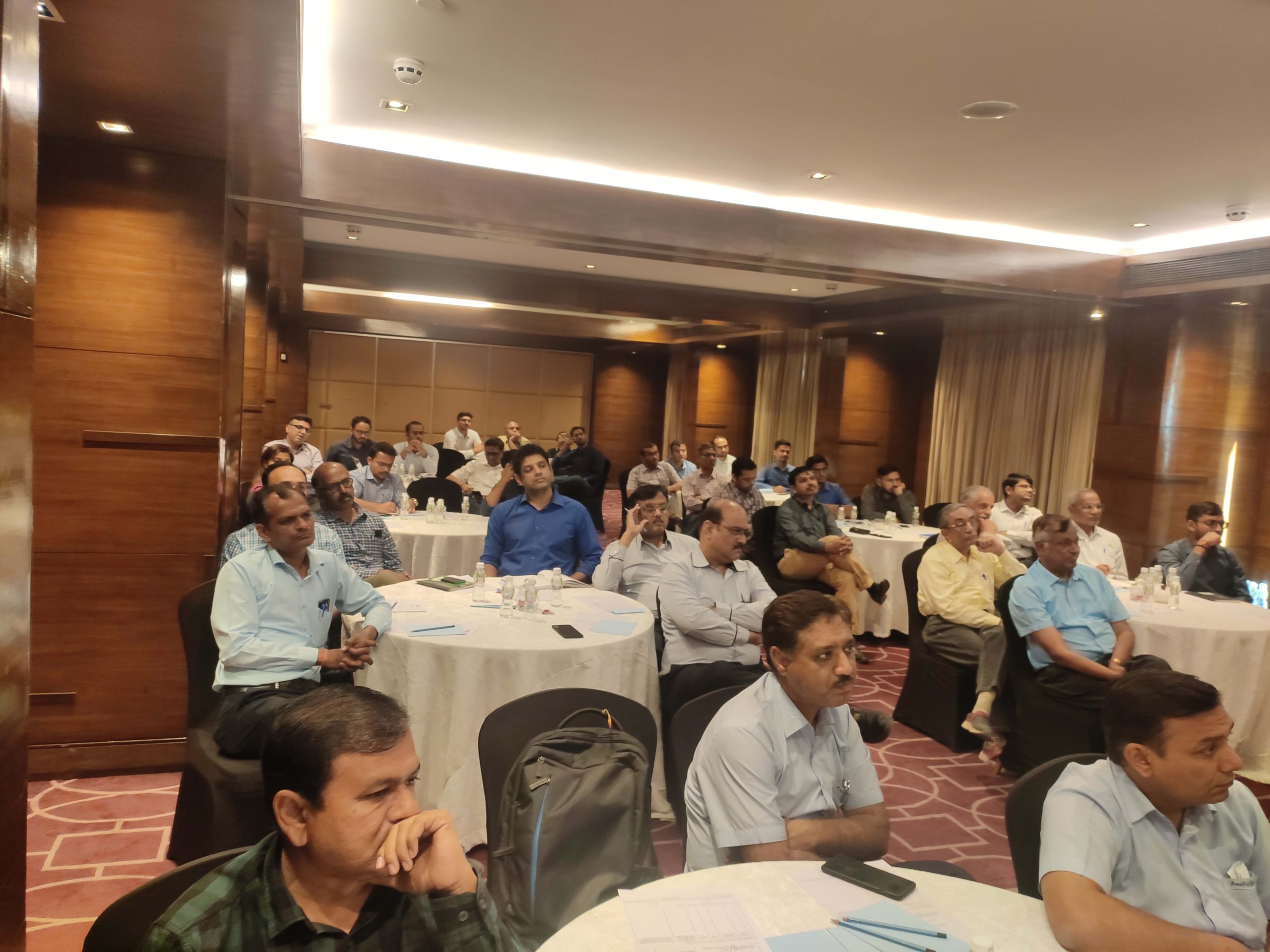 Workshop on India's first Natural Gas Trading Platform-Vadodara-image5