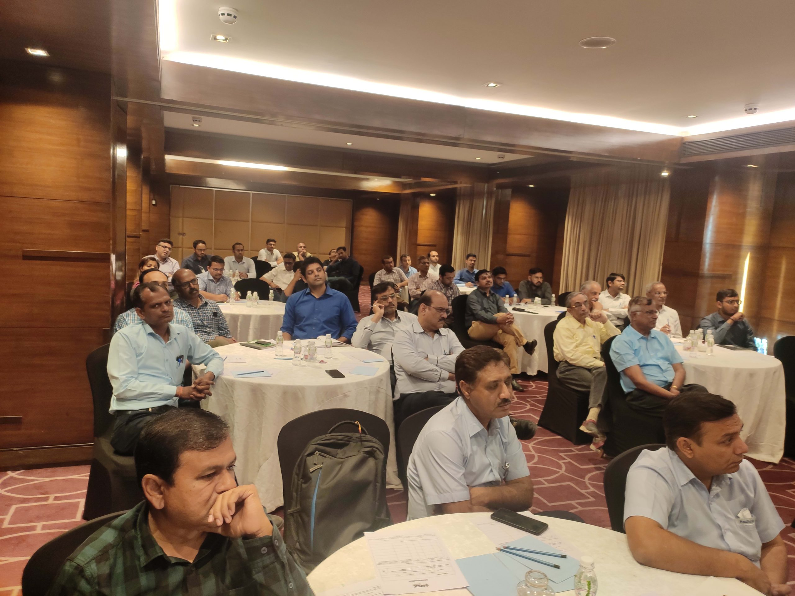 Workshop on India's first Natural Gas Trading Platform-Vadodara-image6