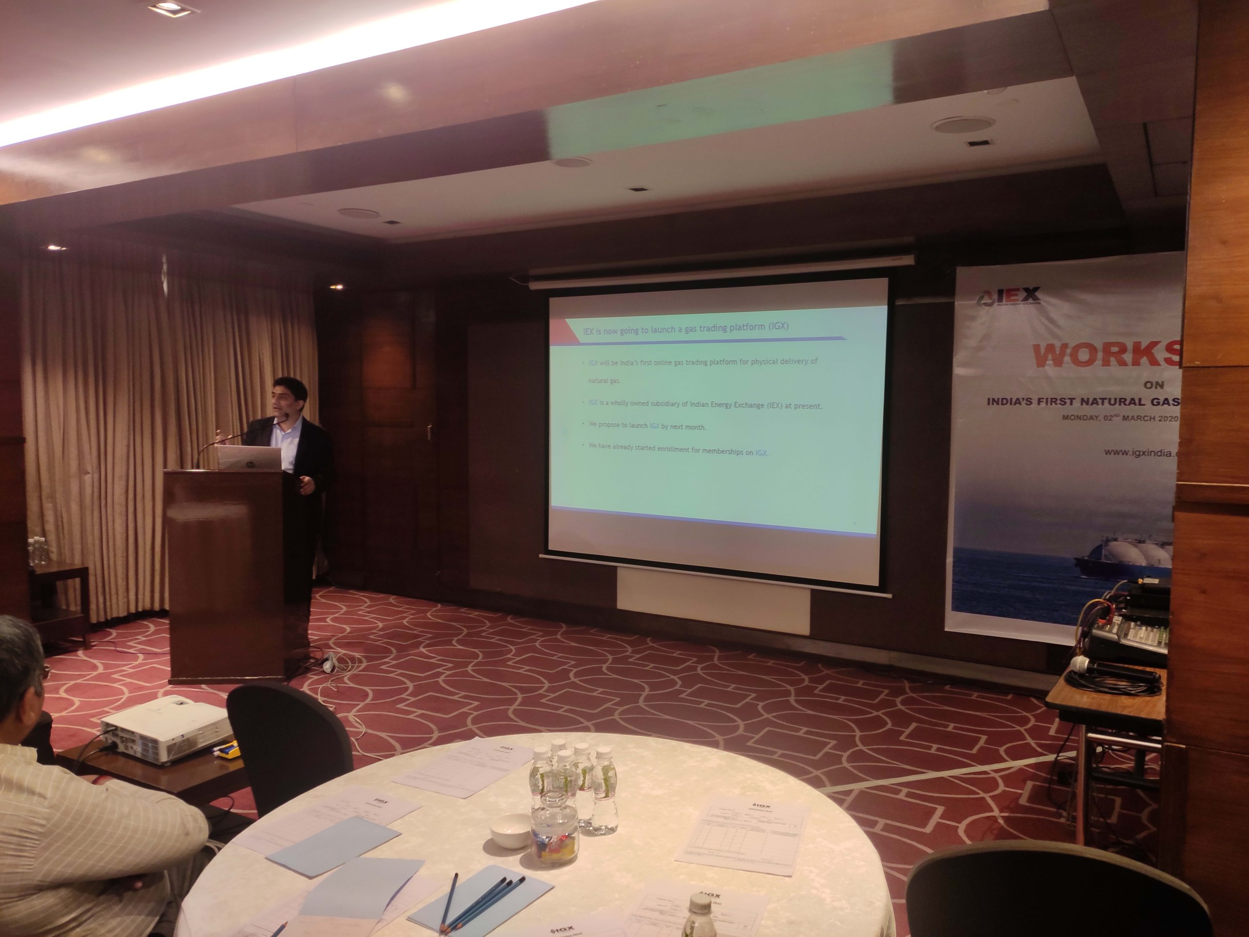 Workshop on India's first Natural Gas Trading Platform-Vadodara-image8