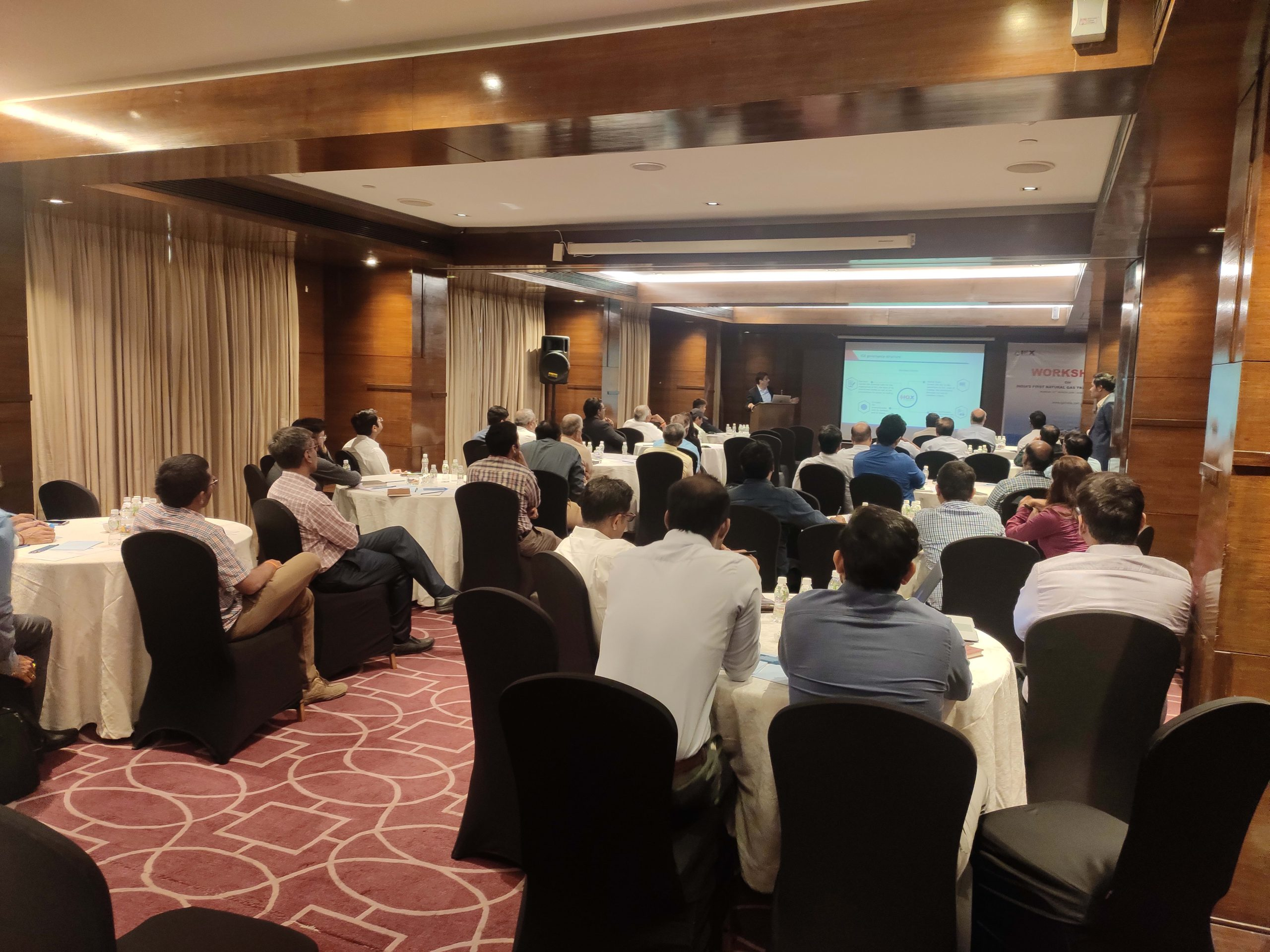 Workshop on India's first Natural Gas Trading Platform-Vadodara-image9