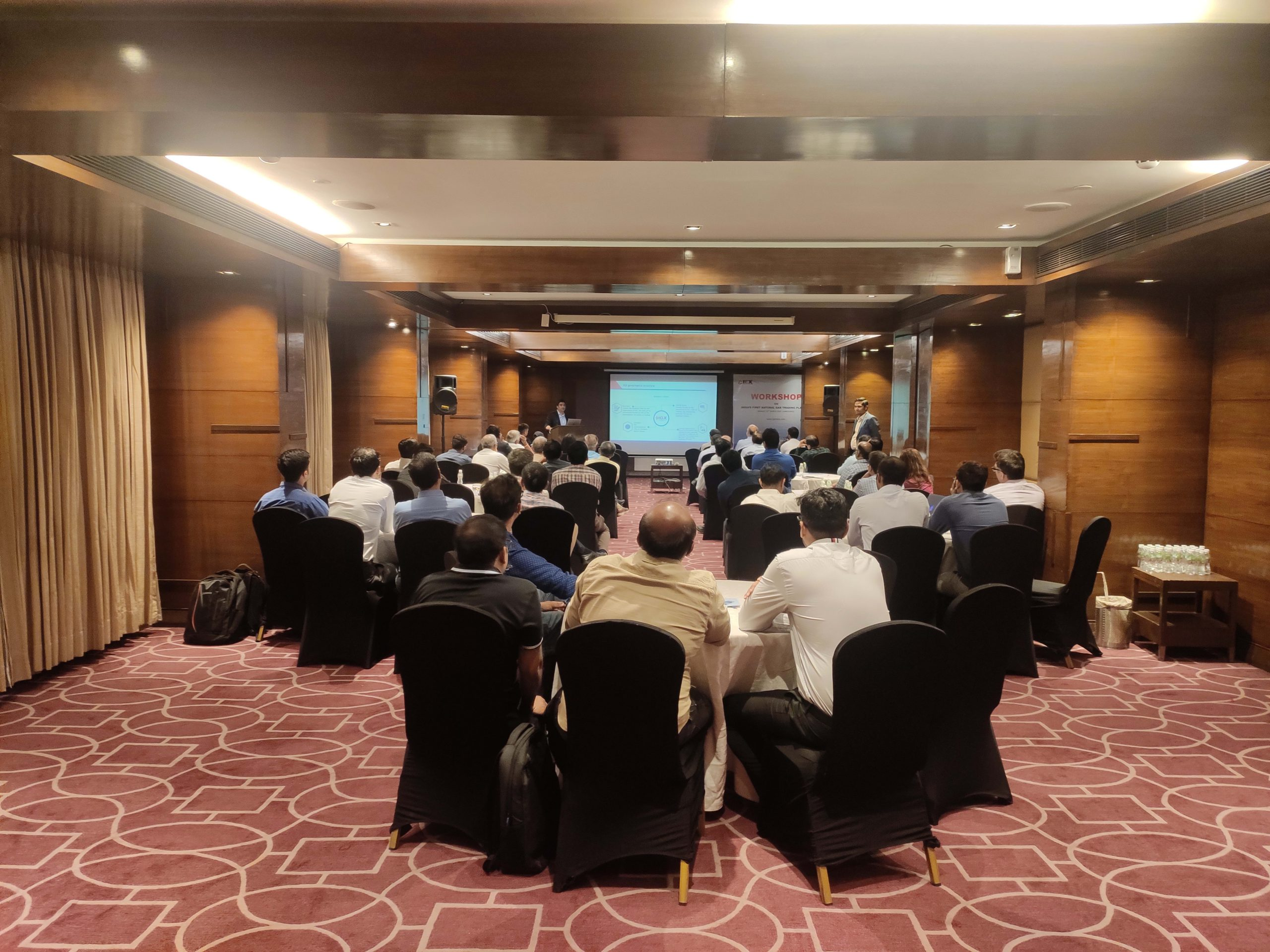 Workshop on India's first Natural Gas Trading Platform-Vadodara-image10