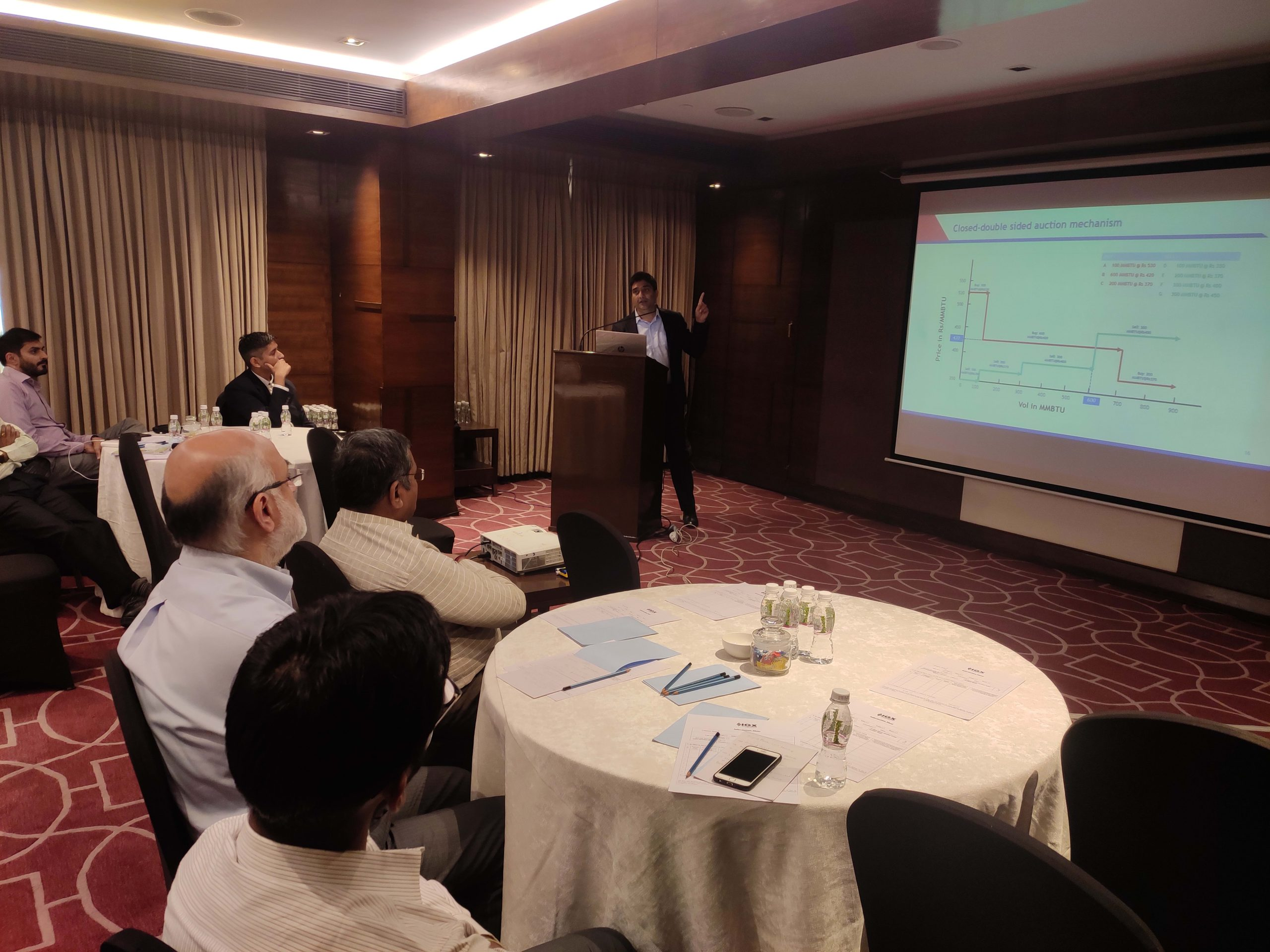 Workshop on India's first Natural Gas Trading Platform-Vadodara-image13