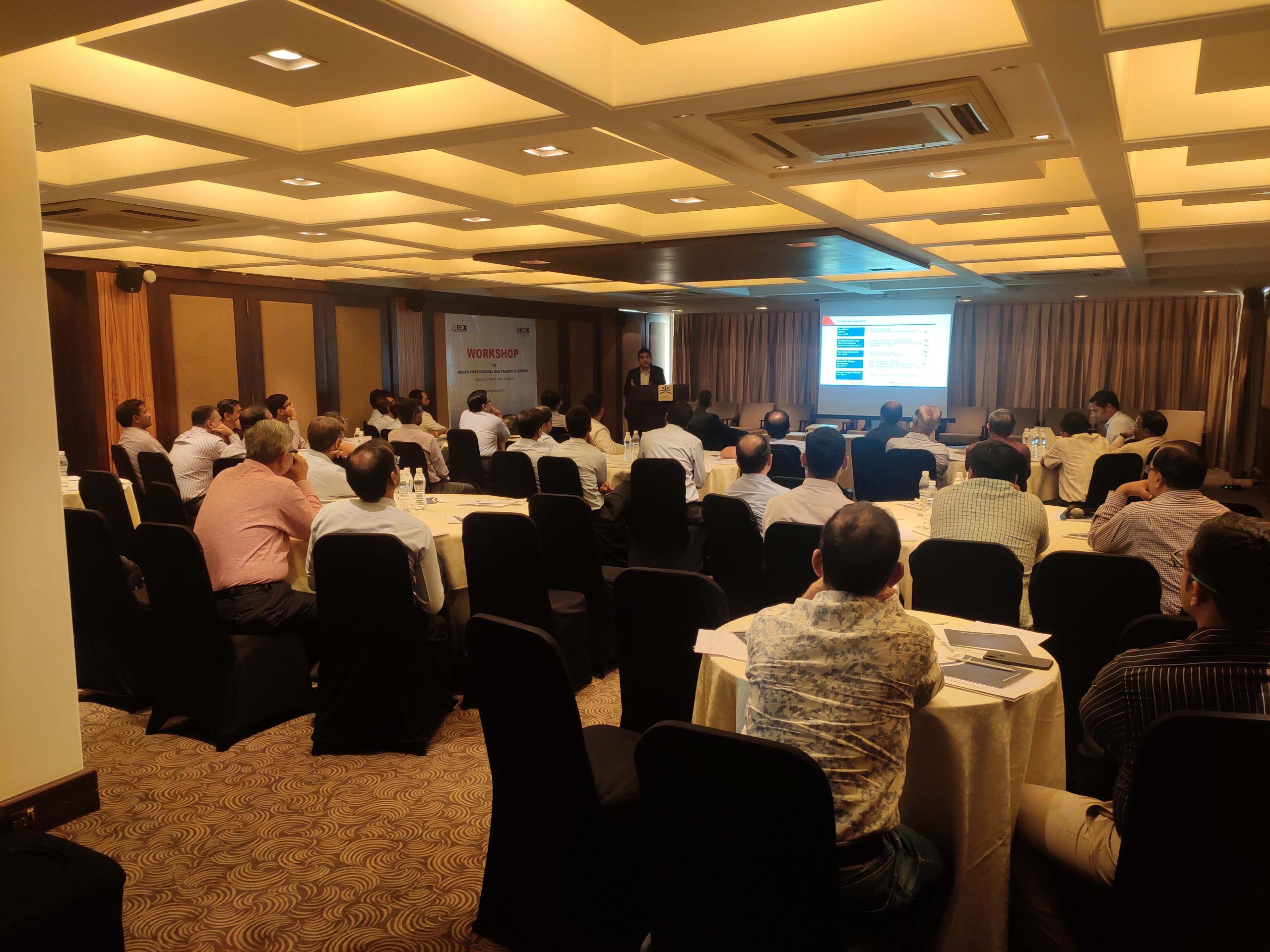 Workshop on India's first Natural Gas Trading Platform-Ahmedabad-image4