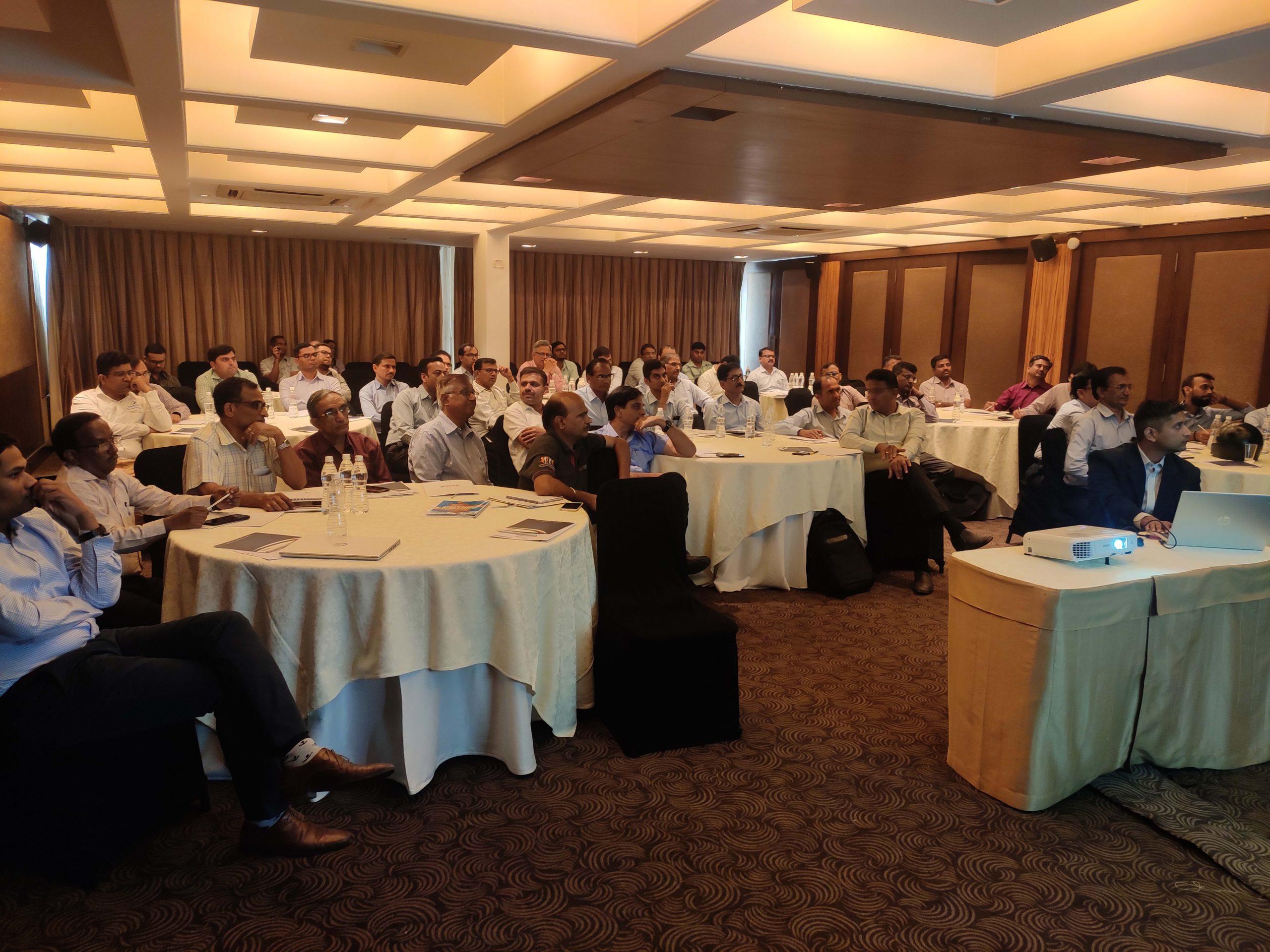 Workshop on India's first Natural Gas Trading Platform-Ahmedabad-image8