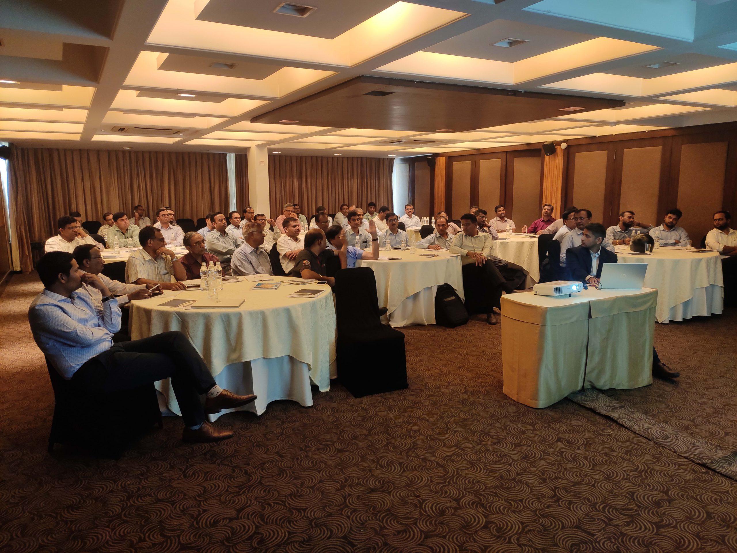 Workshop on India's first Natural Gas Trading Platform-Ahmedabad-image9