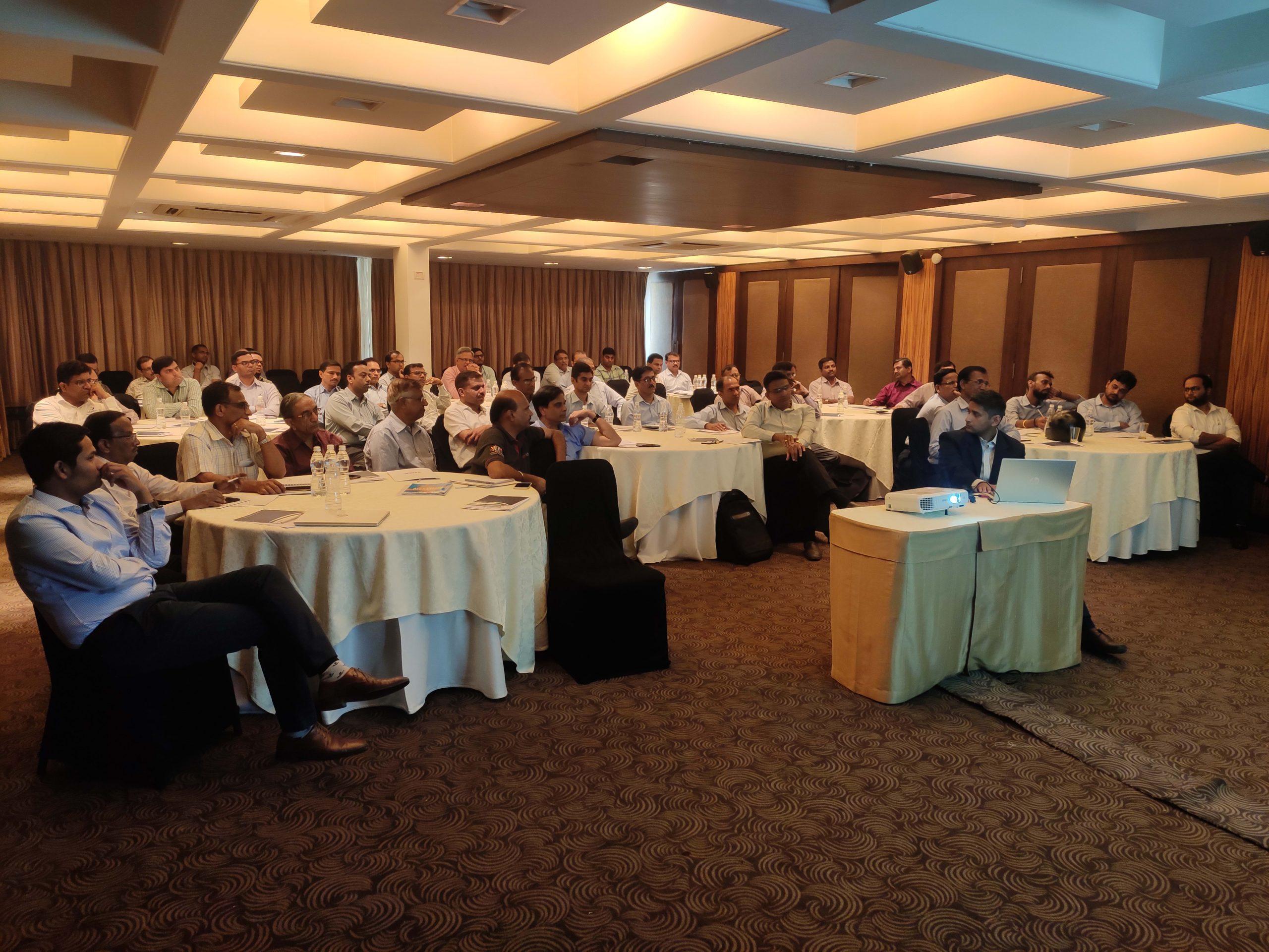 Workshop on India's first Natural Gas Trading Platform-Ahmedabad-image10