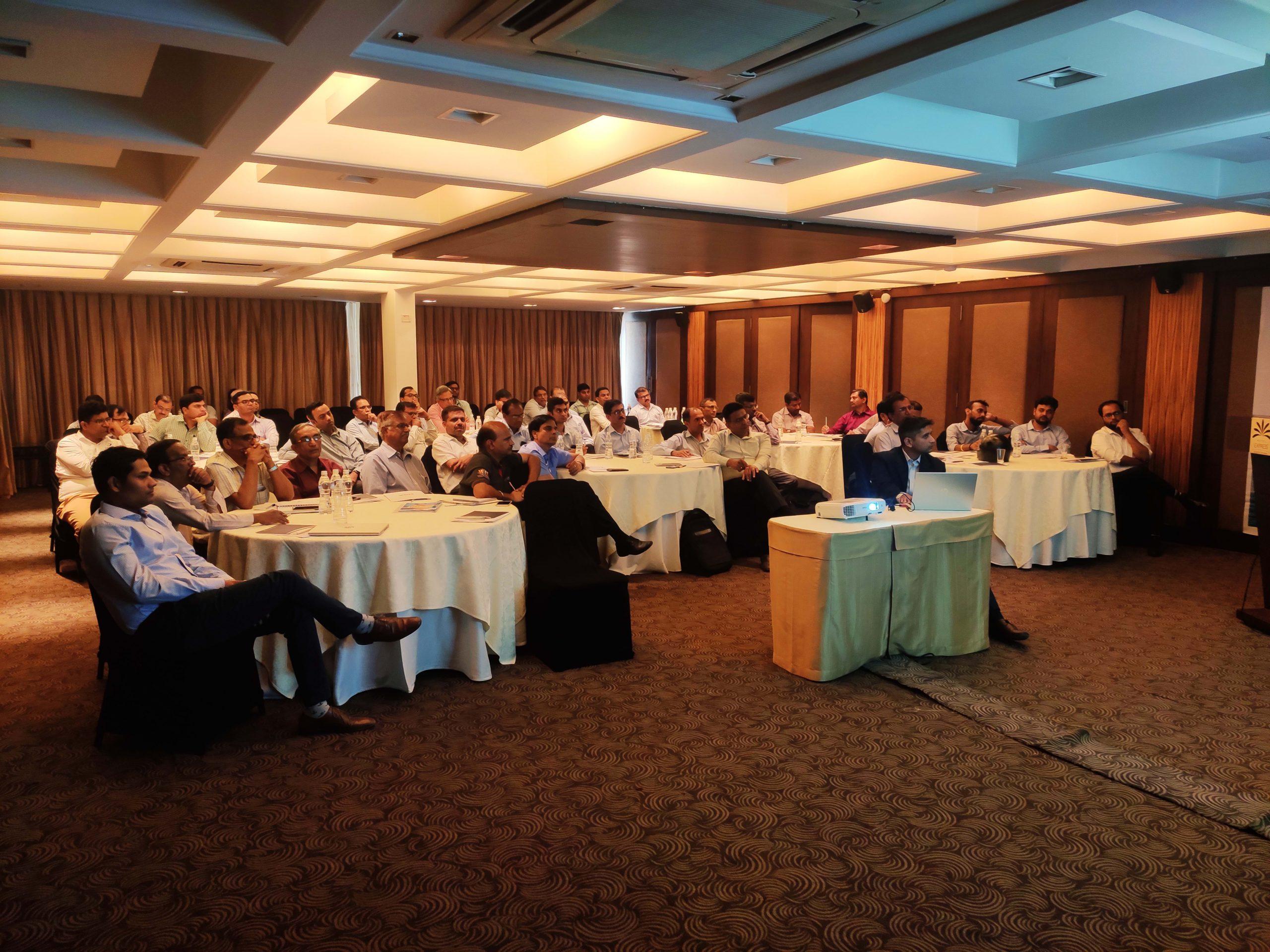 Workshop on India's first Natural Gas Trading Platform-Ahmedabad-image14