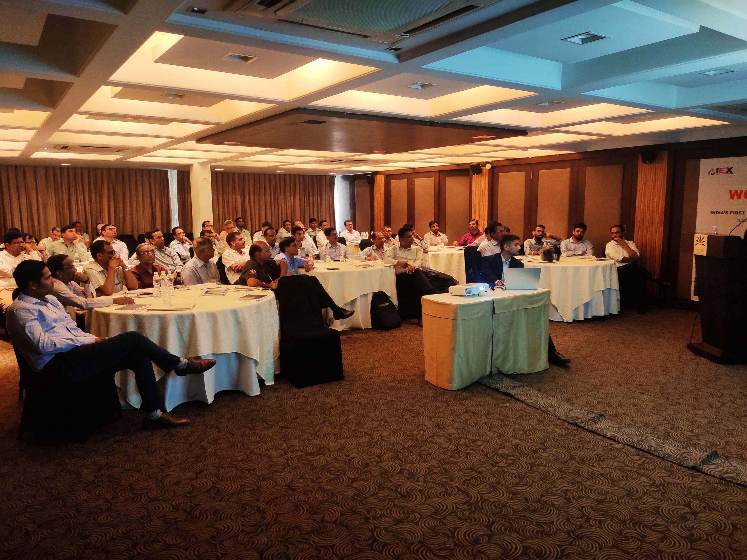 Workshop on India's first Natural Gas Trading Platform-Ahmedabad-image15