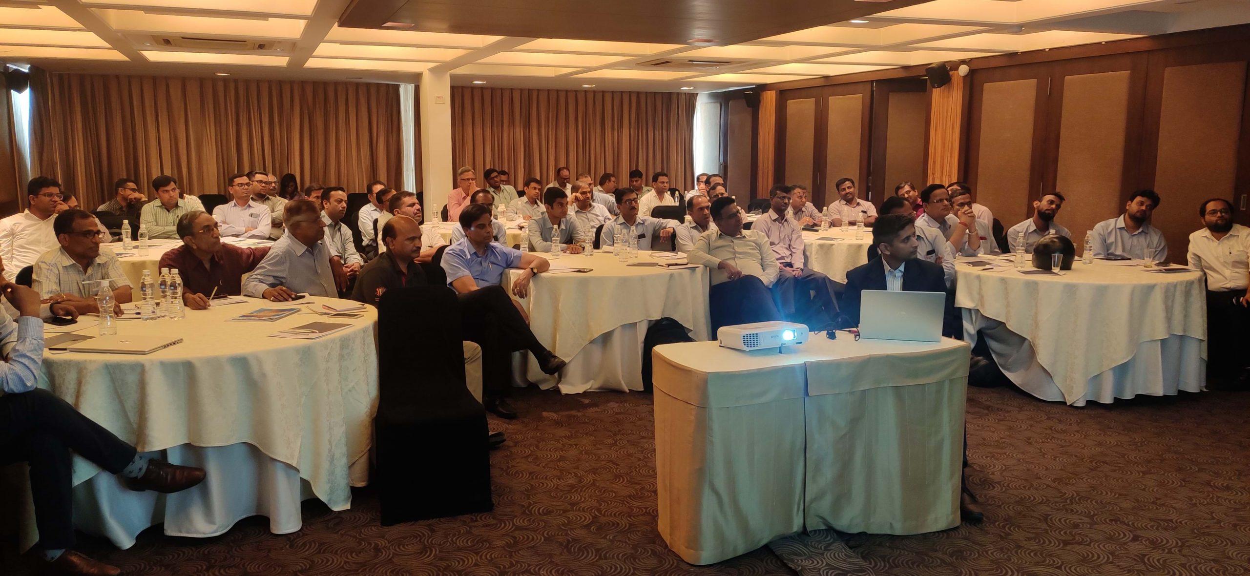 Workshop on India's first Natural Gas Trading Platform-Ahmedabad-image17