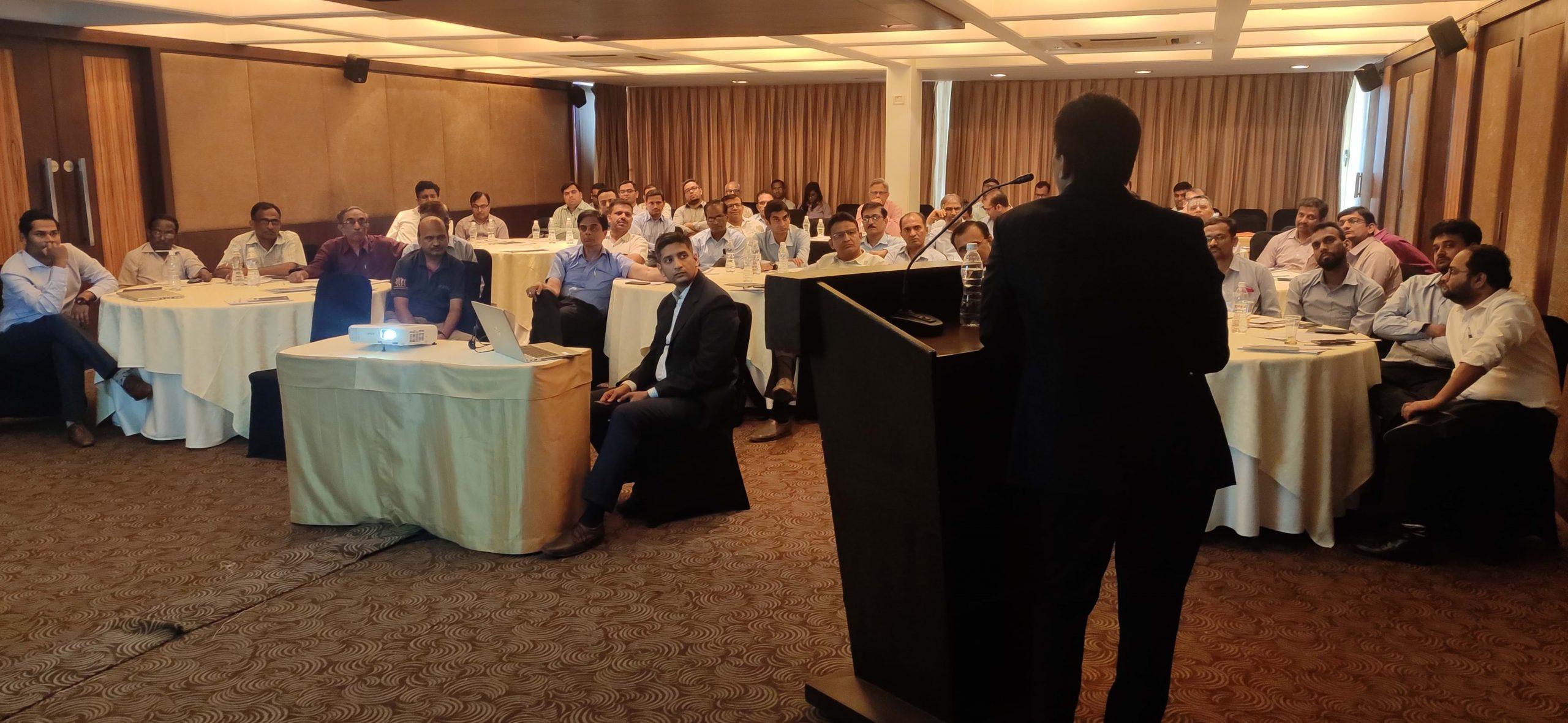 Workshop on India's first Natural Gas Trading Platform-Ahmedabad-image19