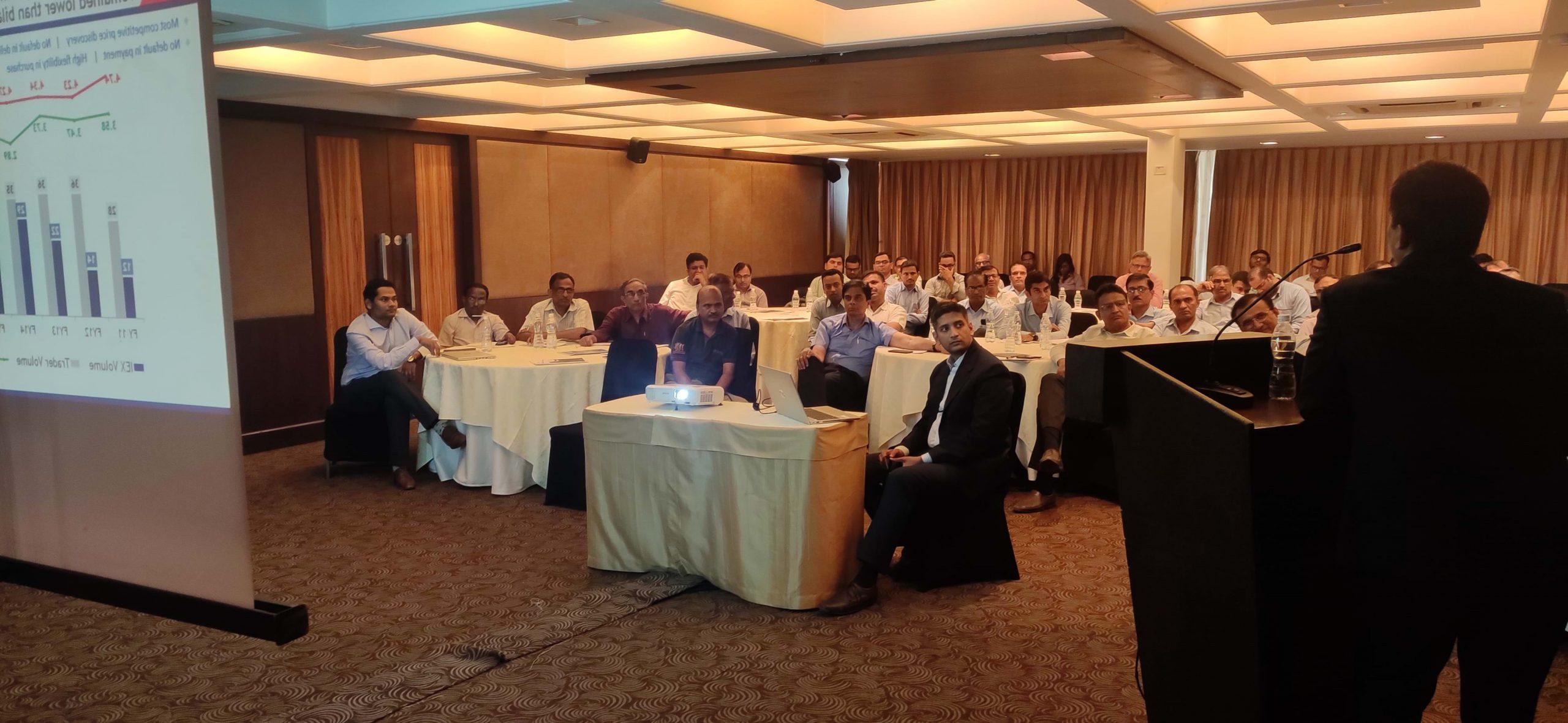 Workshop on India's first Natural Gas Trading Platform-Ahmedabad-image20